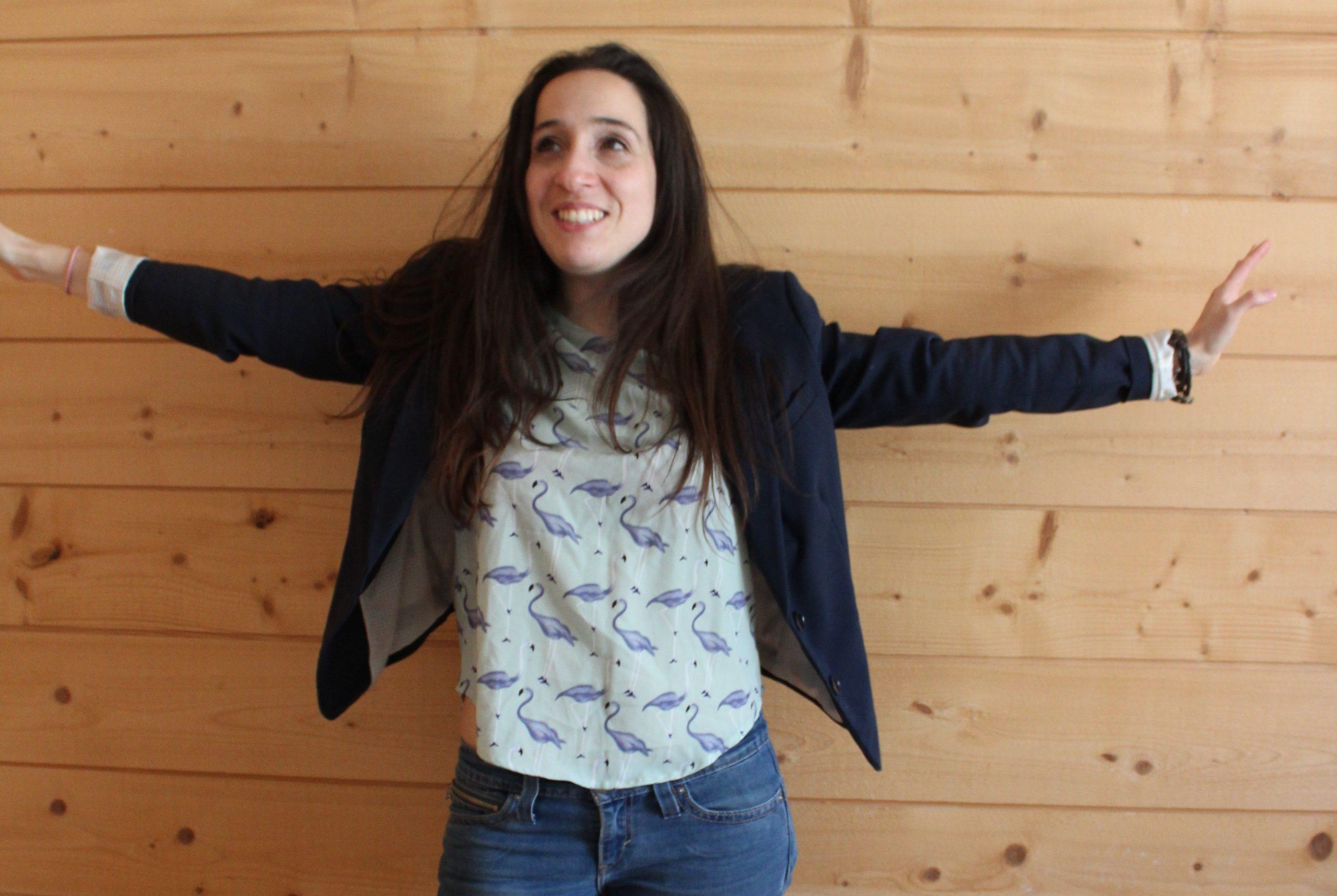 Juliette Féburie, masseuse naturopathe