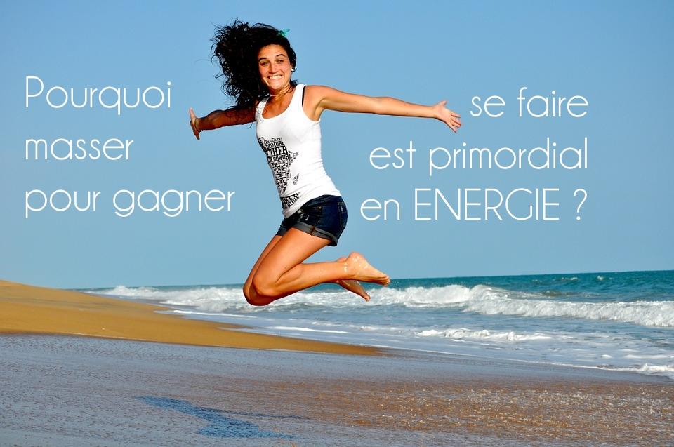 Pourquoi se faire masser est primordial pour gagner de l'énergie