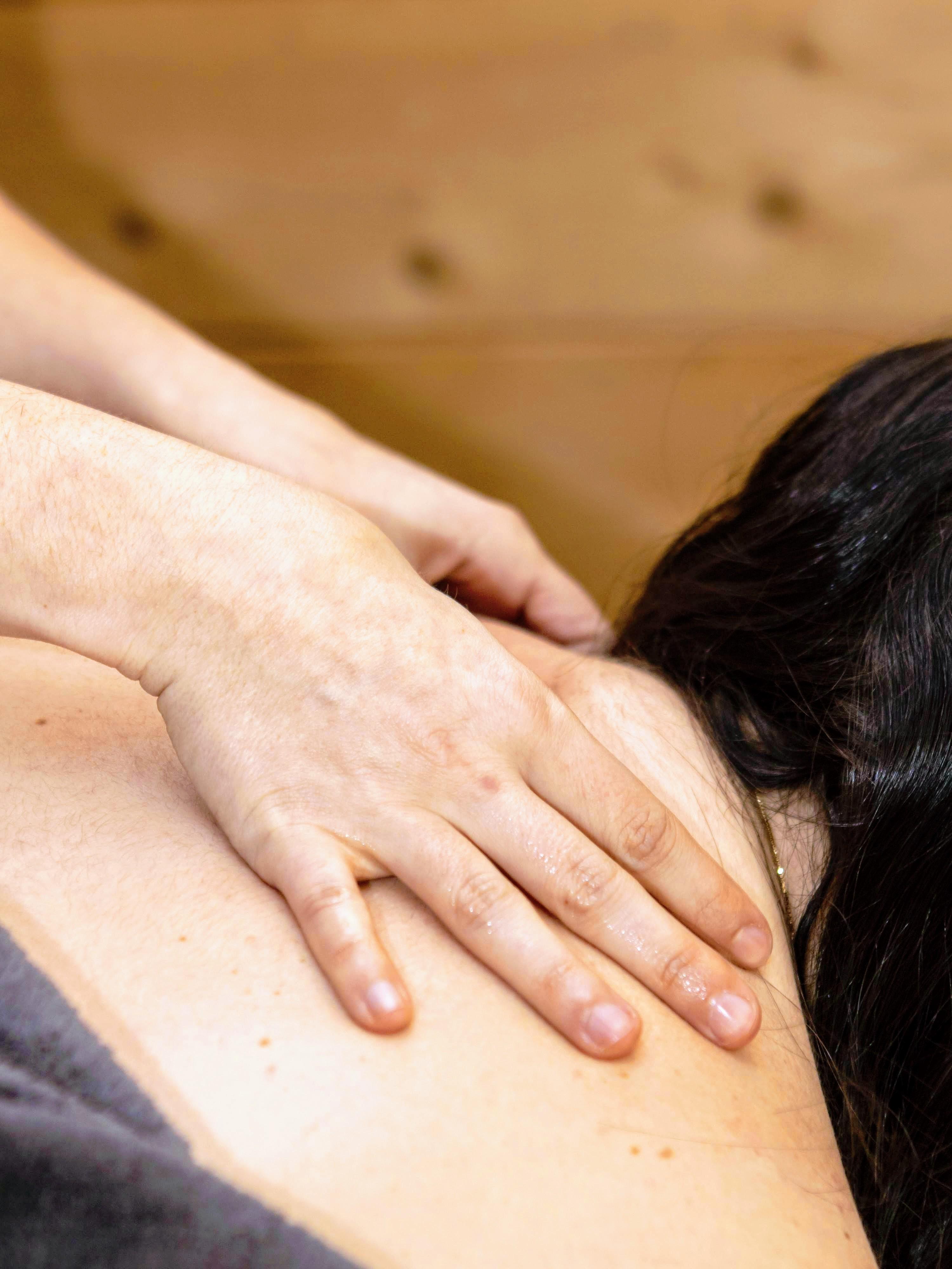 Massage naturopathique
