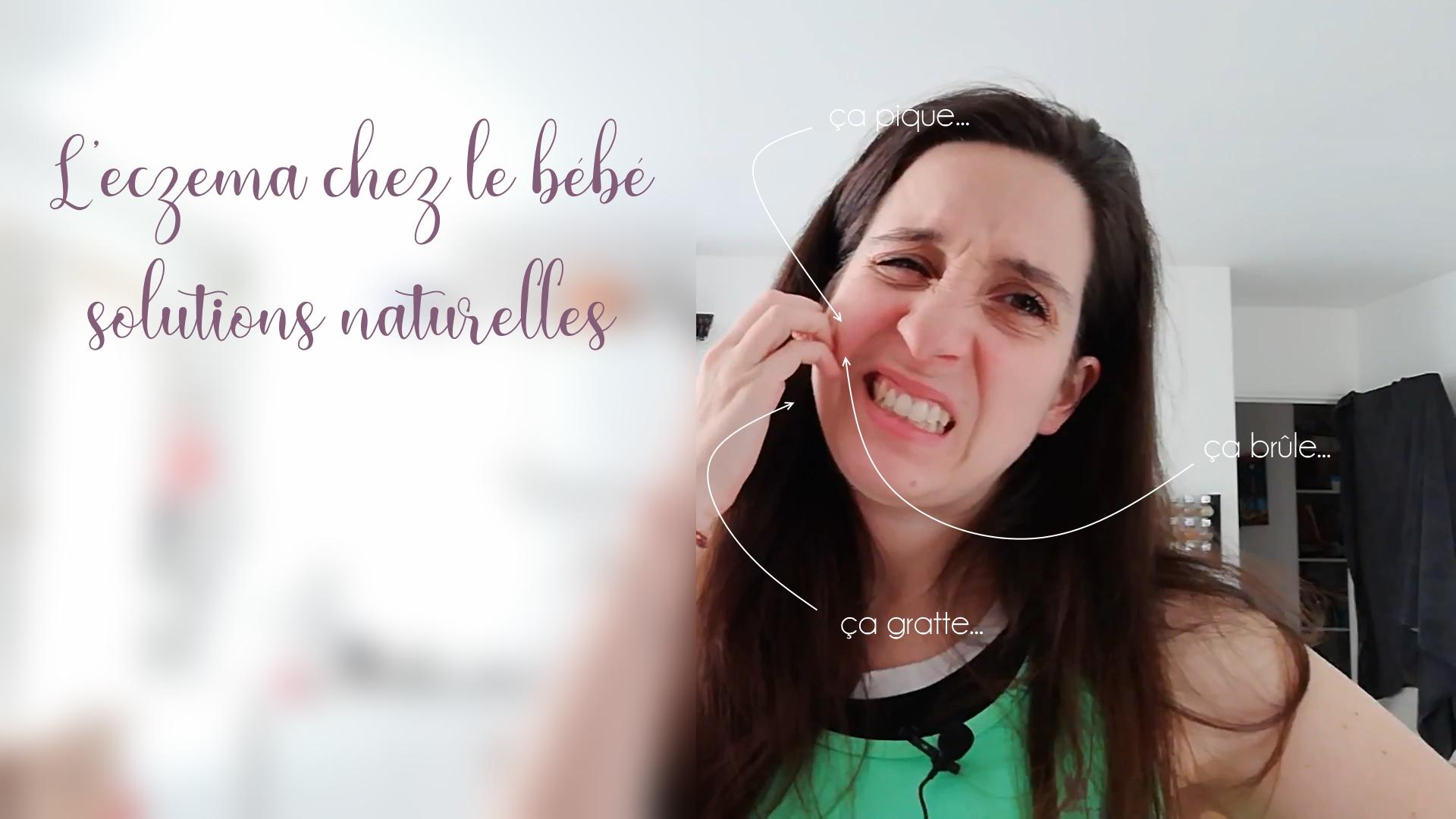 VIDEO : L'eczéma chez le bébé