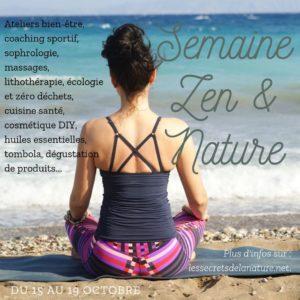 Semaine Zen & Nature